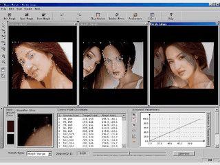 Bilder morphen und als SWF, GIF und AVI Datei abspeichern.