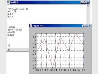 Software zur Lösung komplexer mathematischer Aufgaben.