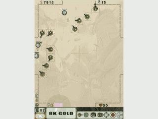 Strategiespiel bei dem Sie Ihre Festung gegen Eindringliche verteidigen müssen.