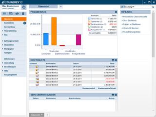 Online-Banking-Software f�r Privatpersonen f�r alle Banken und Sparkassen.