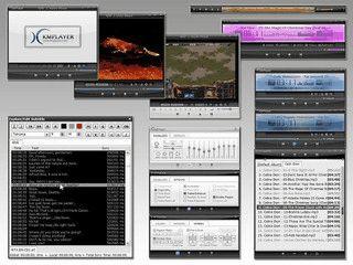 Audio und Video-Player für alle populären Formate.
