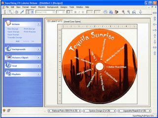 Ausgesprochen gute Software zum Erstellen von Labels für CDs, ZIPs usw.