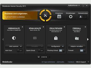 Schützt unauffällig alle Online-Aktivitäten und versperrt Hackern und Spam