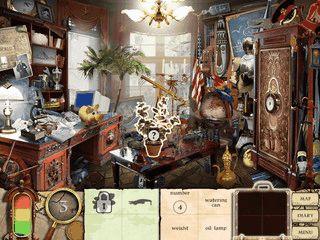 Suchen Sie alle versteckten Gegenstände auf den Bildern.
