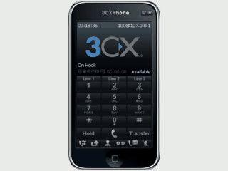 VoIP Client für alle SIP-basierten Dienste, sowie für den VoIP-Server des Herste