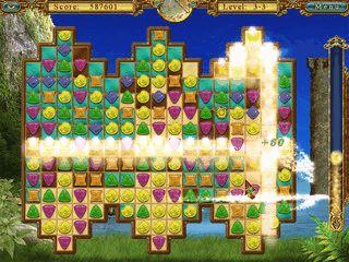 Typisches Casual-Game mit einfachen Regeln und ansprechender Grafik.