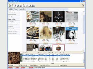 Internet Radio von Shoutcast, Last.fm, Pandora.com und anderen aufnehmen.