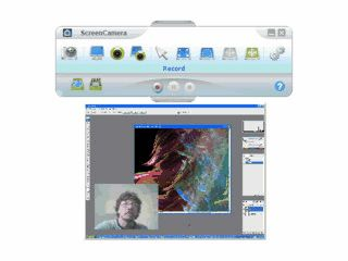 Überträgt den Desktop als Video via Instant Messenger und Skype.