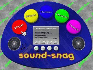 In diesem Spiel muss eine Tonfolge nachgespielt werden.