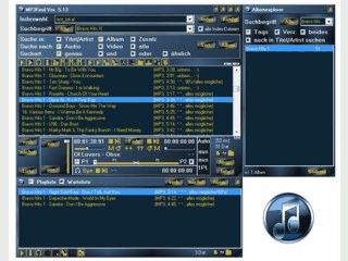 MP3-Verwaltungssystem mit vielen Funktionen,