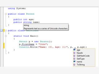Editor.NET ist ein erweiterter Code-Editor.