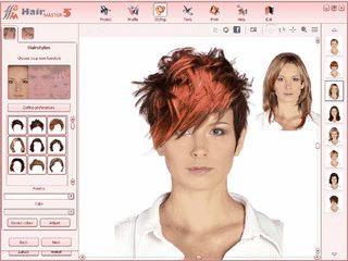 Frisurentester Online