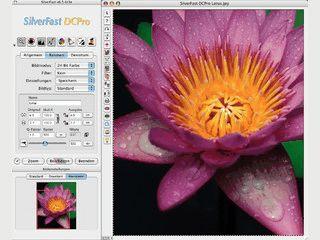 Digitaler Leuchttisch für die Verwaltung und Bearbeitung von Bildern.