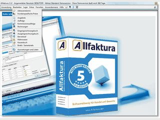 Benutzerfreundliche Softwarelösung für Handel und Gewerbe.