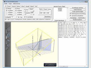Analytische Geometrie und Vektorrechnung der Abiturstufe