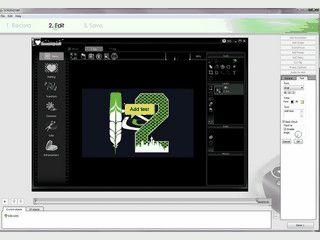 Screenrecorder zum Erstellen von Tutorials, Hilfevideos usw. im Flash-Format.