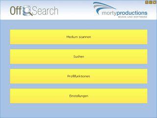 Software zur Katalogisierung von beliebigen Datenträgern mit vielen Extras.