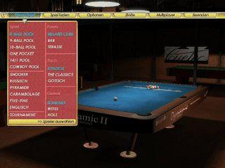 Billard Kings: Pool-Varianten, Snooker, Russisches Billard, Carambolage.