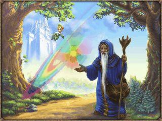 Der Kampf um Feyruna geht weiter! Helfen Sie den Druiden des Feenwaldes.
