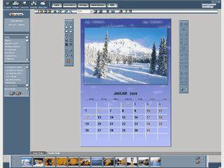 Fotokalender mit den eigenen Digitalfotos professionell selbst gemacht.