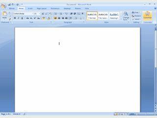 Ermöglicht die Anpassung der Ribbon-Leiste von MS Office 2007.