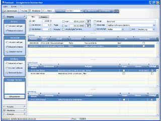 Elektronisches Postbuch für die komplette Eingangspost in Firmen und Behörden.