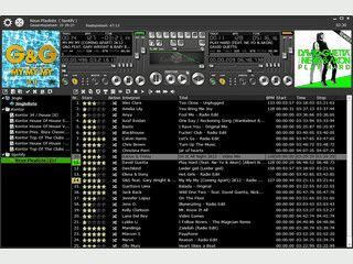MP3 DJ Player mit MP3 Musik Verwaltung, Android Steuerung