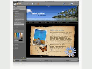 Website ohne Programmierkenntnisse online erstellen und hosten.