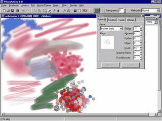 Umfangreiche Bildbearbeitung für alle gängigen Formate.