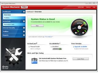 PC Tuning mit Registry-Optimierung und automatischer Überwachung