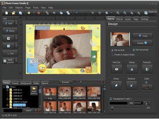 Software mit der Sie Ihren Bildern den richtigen Rahmen verschaffen können.