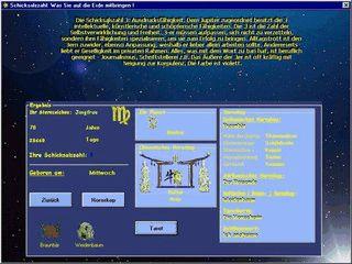 Runen, Namenszahl, Namensbedeutung, Horoskope Biorhythmus und Tarot