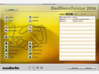 Bürosoftware für Freiberufler und Dienstleister aller Branchen.