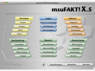 Komplexe Software für die komplette kaufmännische Abwicklung.