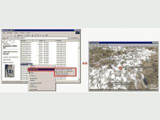 Geocoding-Tool zum Verbinden von Fotos mit Ihrem Aufnahmeort.