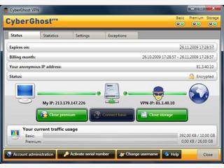 Anonym im Internet mit Ihrem Virtuellem Privaten Netzwerk, einfach und sicher.