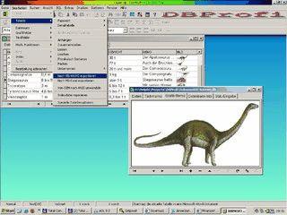 Universelles Datenbankprogramm für dBASE und PARADOX