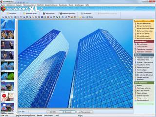 Sehr einfache zu bedienende Bildbearbeitungssoftware mit vielen Funktionen.