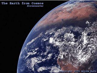 Bilder vom Kosmos schonen Ihren Bidlschirm.