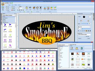 Gute Software zur einfachen Erstellung von Logos für beliebige Zwecke.