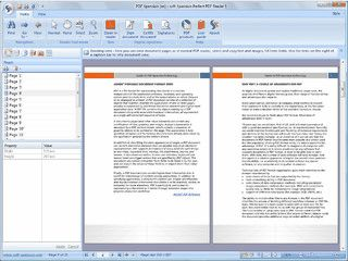 Software zum Öffnen, Anzeigen und Ausdrucken von PDF-Dateien