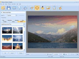 Spannende und einfach zu bedienende Software für die Bildmanipulation.