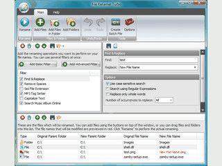 Automatisches Umbenennen von Dateien. Verwendung von ID3 Tags.