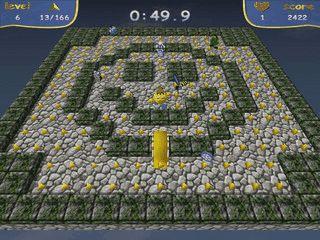 PacMan Clone der besonders für Kids gut geeignet ist.