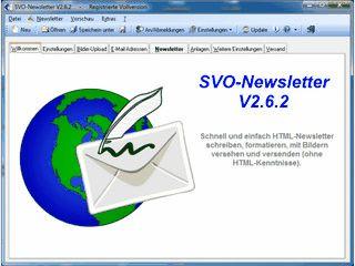 Schreiben und senden von formatierten HTML-Newslettern.