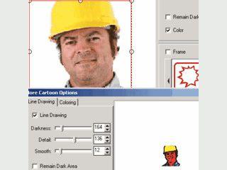 Icons erstellen und aus Fotos konvertieren.