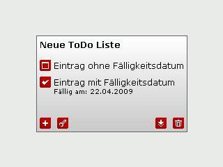 ToDo Liste die sich an beliebige Windows-Anwendungen