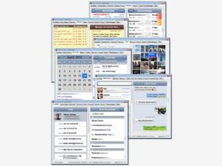 Zeigt und exportiert den den Inhalt der Datenbanken von iPhone/iPad/iPod an