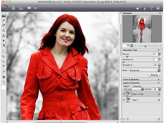 Plugin und Standalone-Software zur Fotoretusche und Bildoptimierung.