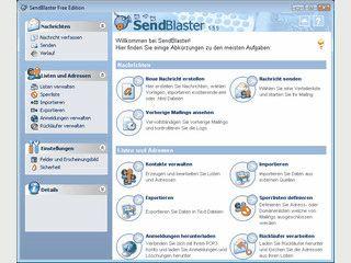 Serienmail- und Newsletterversand mit leicht verständlicher Oberfläche